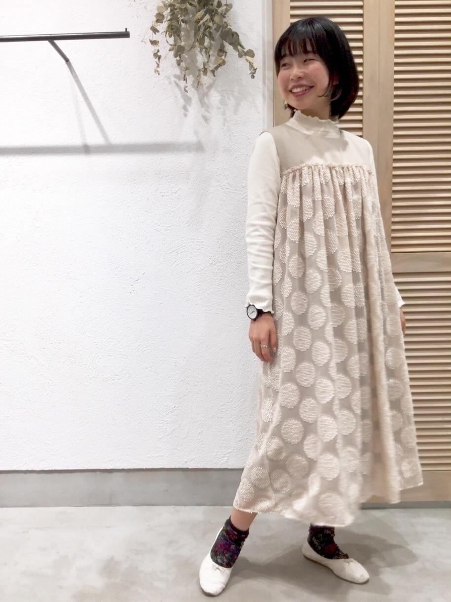 chambre de charme キラリナ京王吉祥寺 身長:153cm 2019.12.12