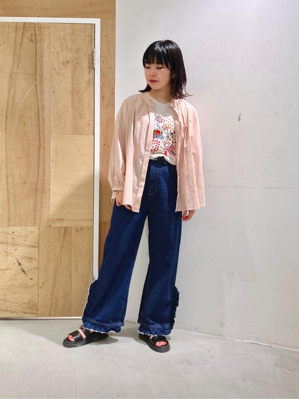 l'atelier du savon 新宿ミロード 身長:153cm 2021.08.08