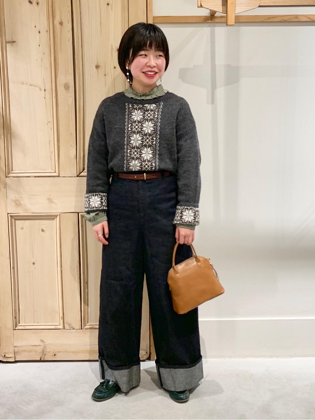Malle chambre de charme 調布パルコ 身長:153cm 2020.11.11