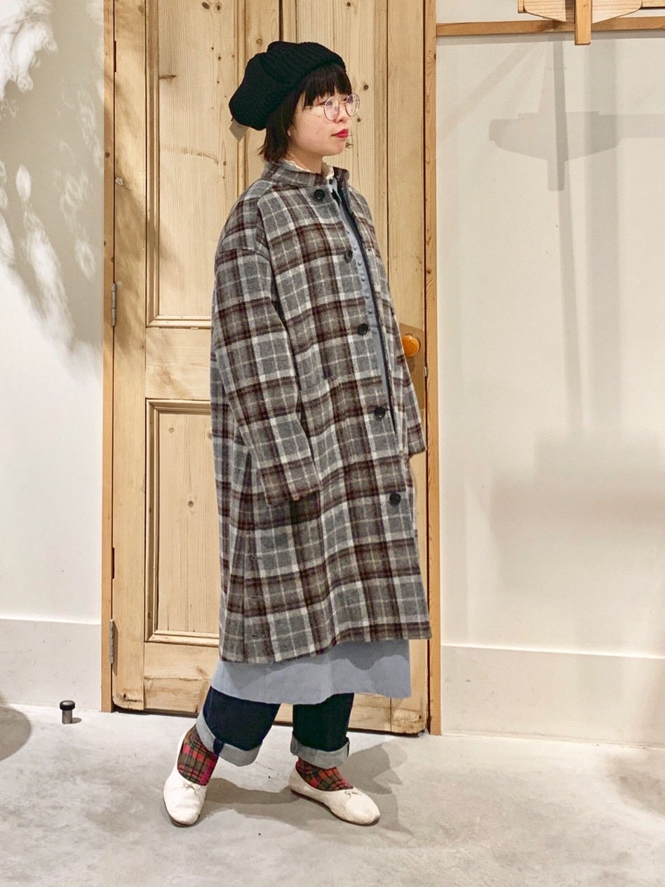 Malle chambre de charme 調布パルコ 身長:153cm 2020.12.19