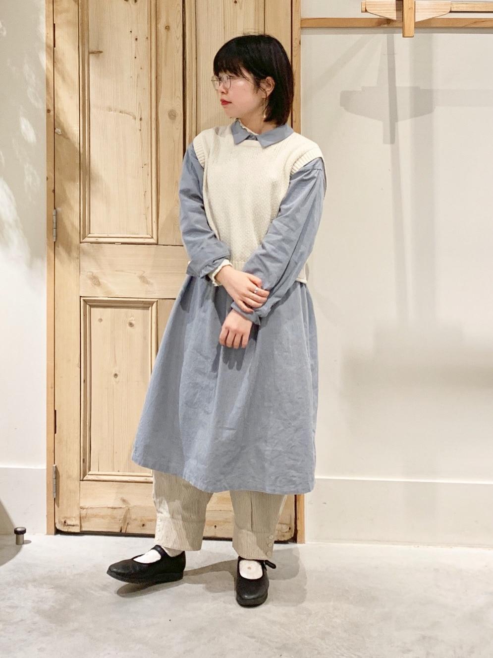 Malle chambre de charme 調布パルコ 身長:153cm 2021.02.14