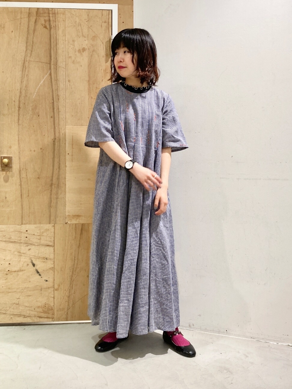 l'atelier du savon 新宿ミロード 身長:153cm 2021.05.20