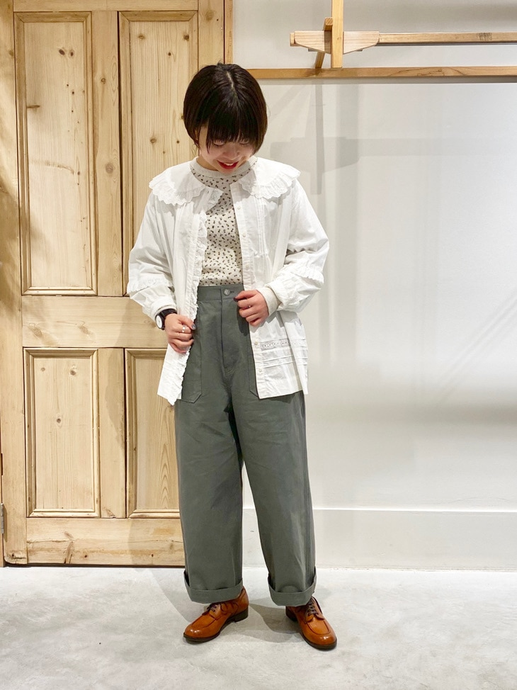 Malle chambre de charme 調布パルコ 身長:153cm 2020.09.09
