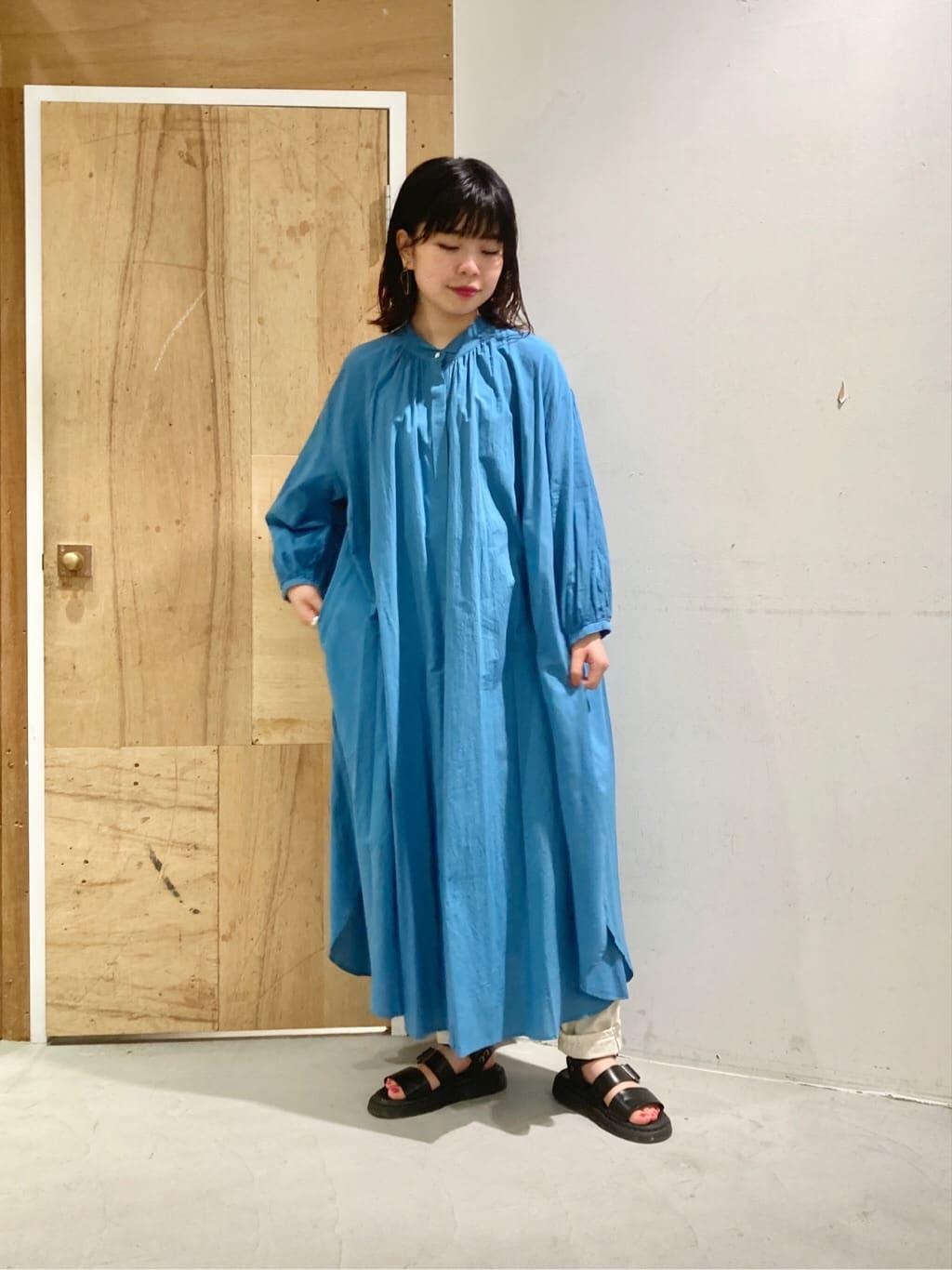 l'atelier du savon 新宿ミロード 身長:153cm 2021.08.07