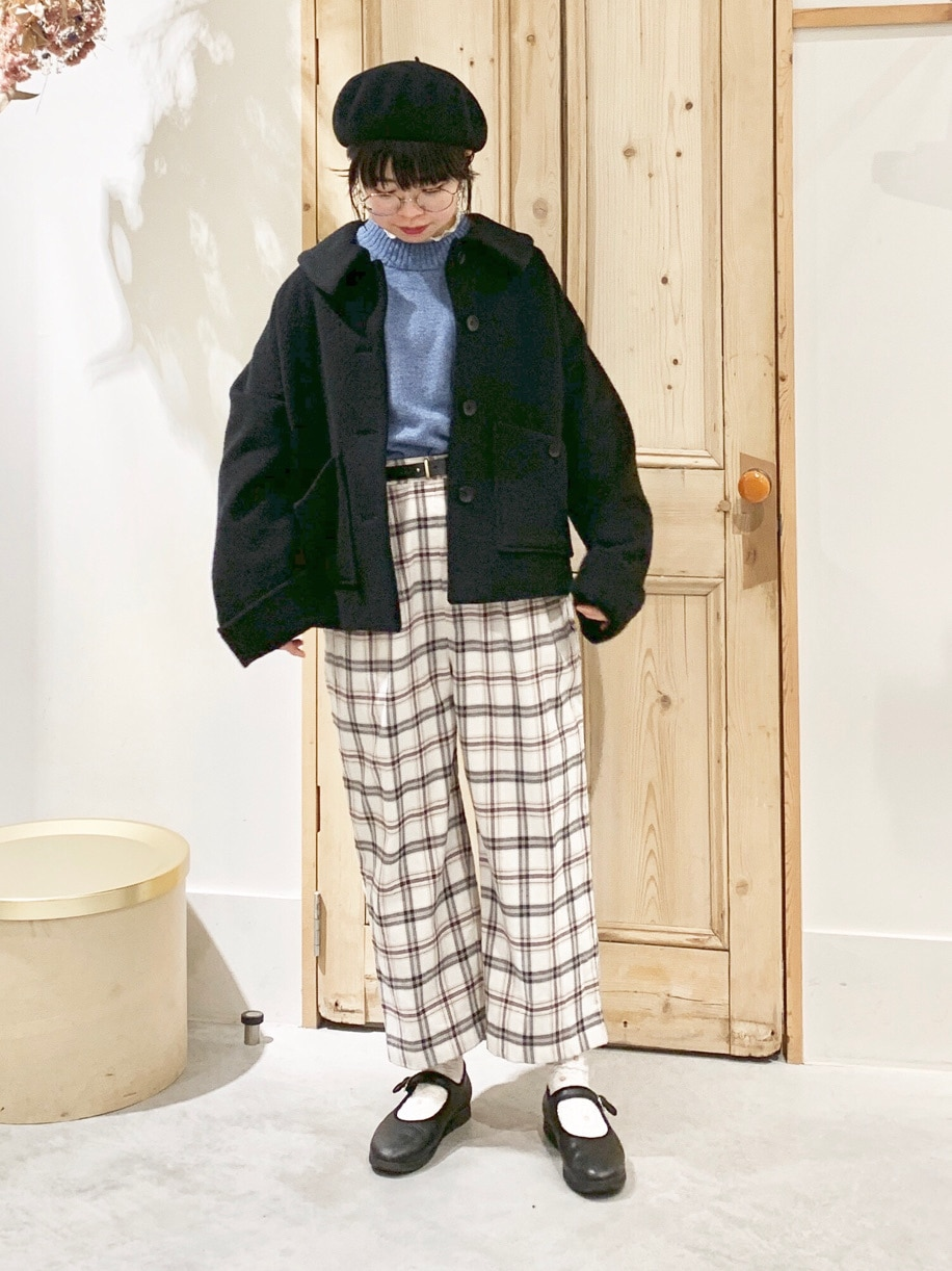 Malle chambre de charme 調布パルコ 身長:153cm 2021.01.04