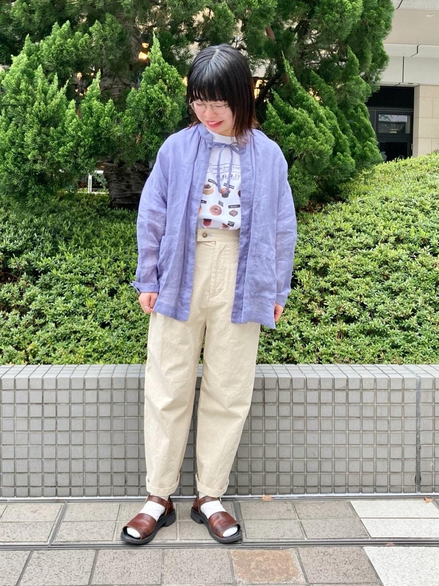 l'atelier du savon 新宿ミロード 身長:153cm 2021.04.20