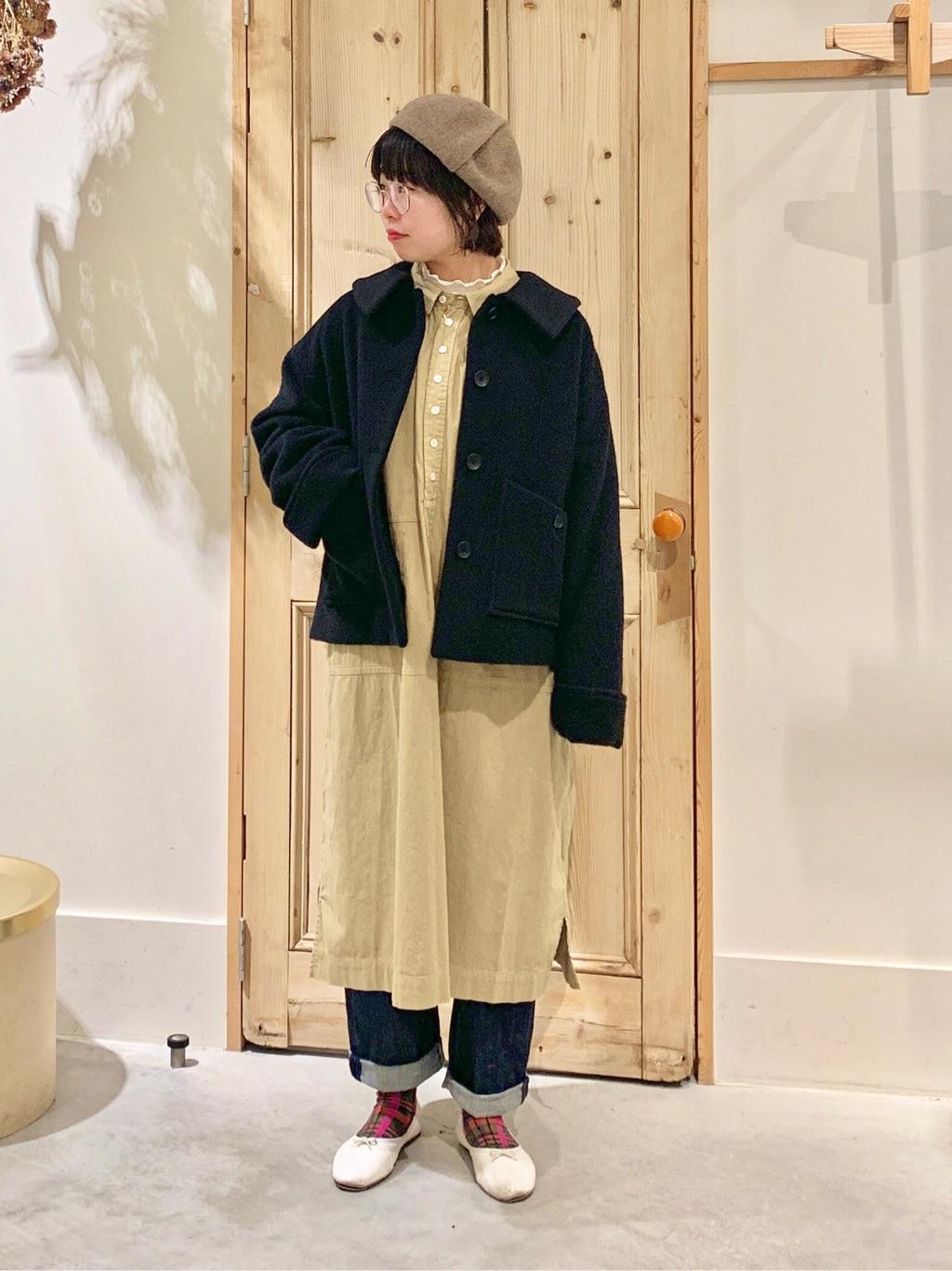 Malle chambre de charme 調布パルコ 身長:153cm 2020.12.22