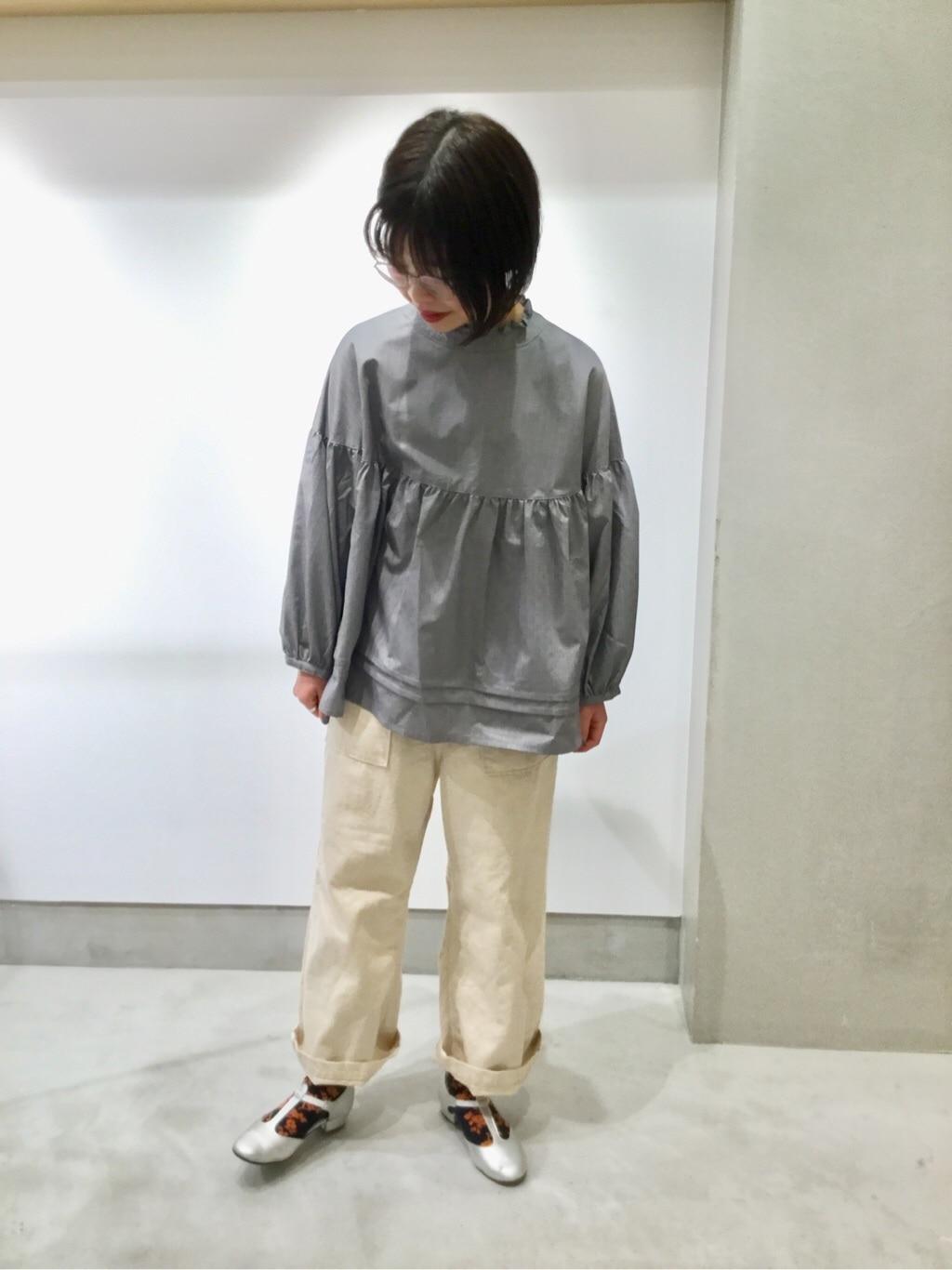 chambre de charme 横浜ジョイナス 身長:153cm 2020.01.20