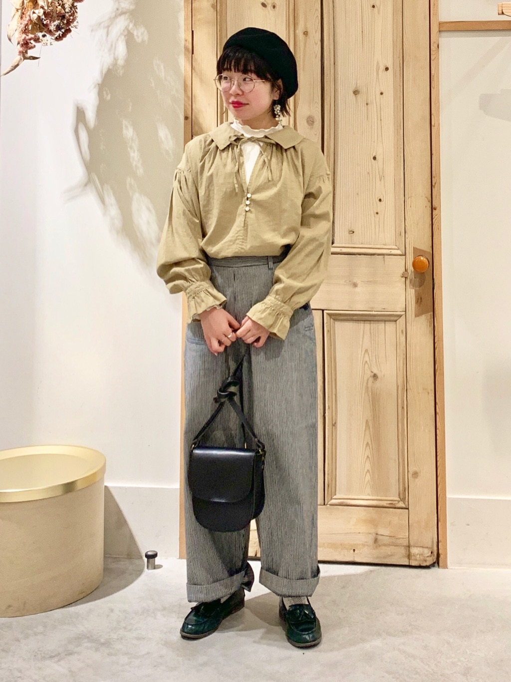 Malle chambre de charme 調布パルコ 身長:153cm 2020.12.30