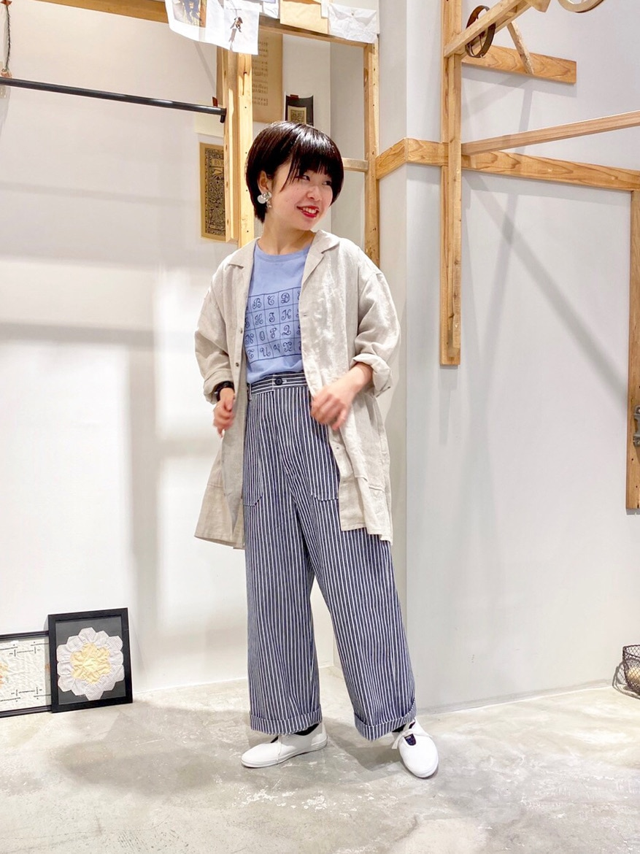 Malle chambre de charme 調布パルコ 身長:153cm 2020.08.25