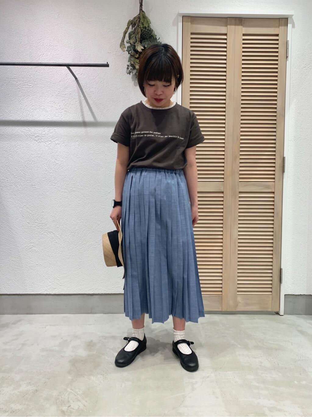chambre de charme 横浜ジョイナス 身長:153cm 2020.04.11
