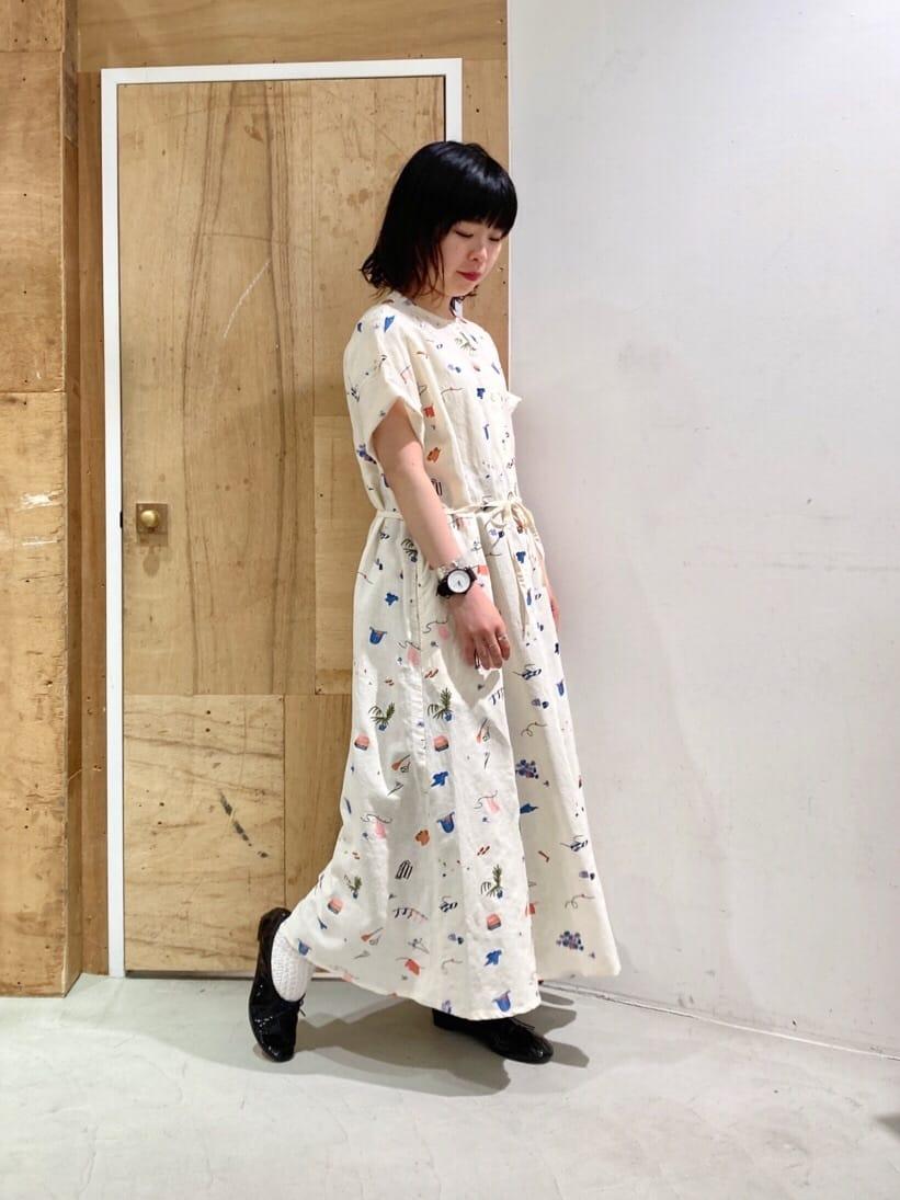 l'atelier du savon 新宿ミロード 身長:153cm 2021.06.18
