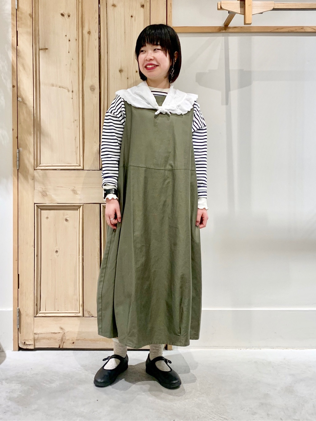 Malle chambre de charme 調布パルコ 身長:153cm 2021.02.03