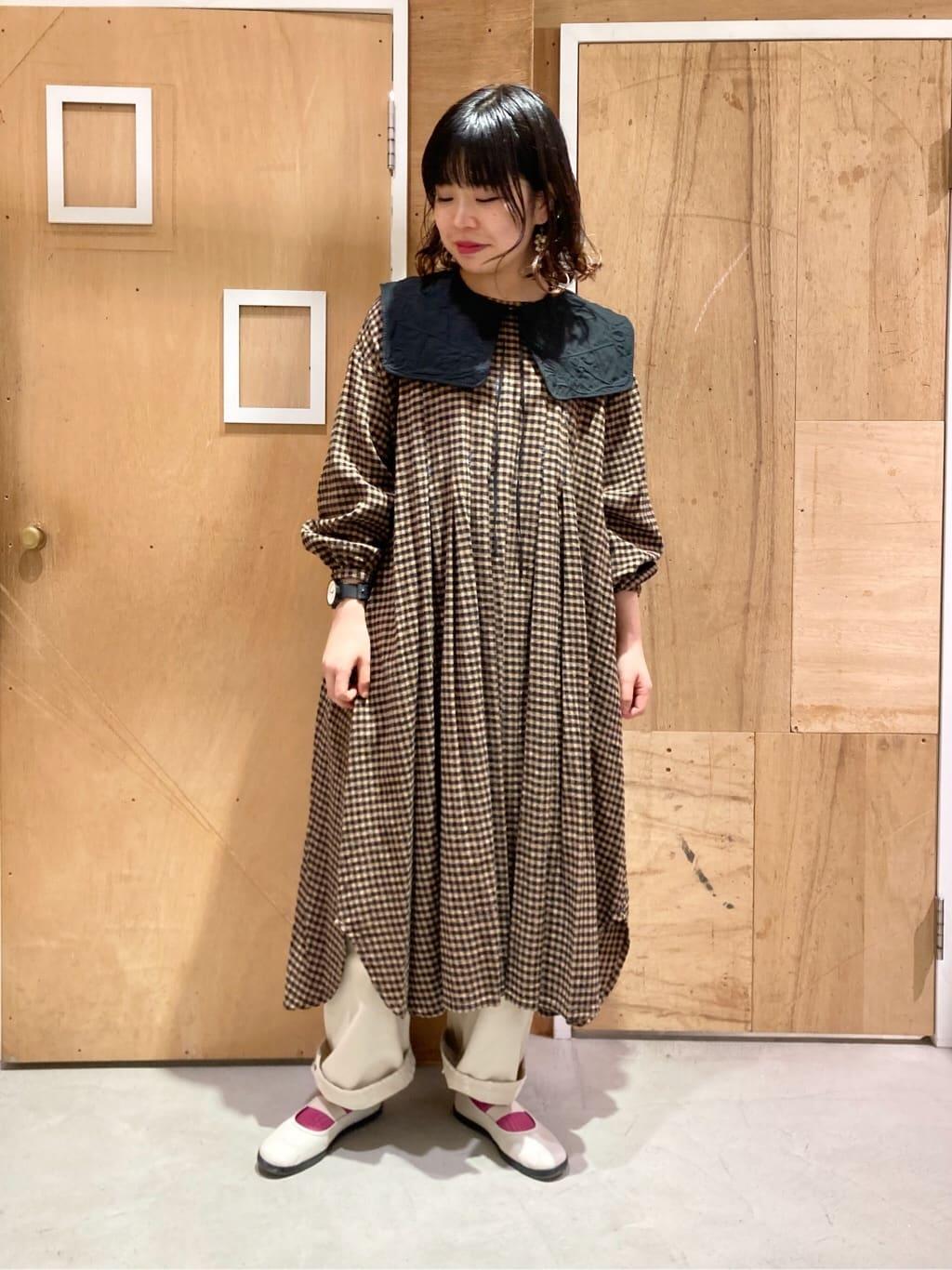 l'atelier du savon 新宿ミロード 身長:153cm 2021.10.01