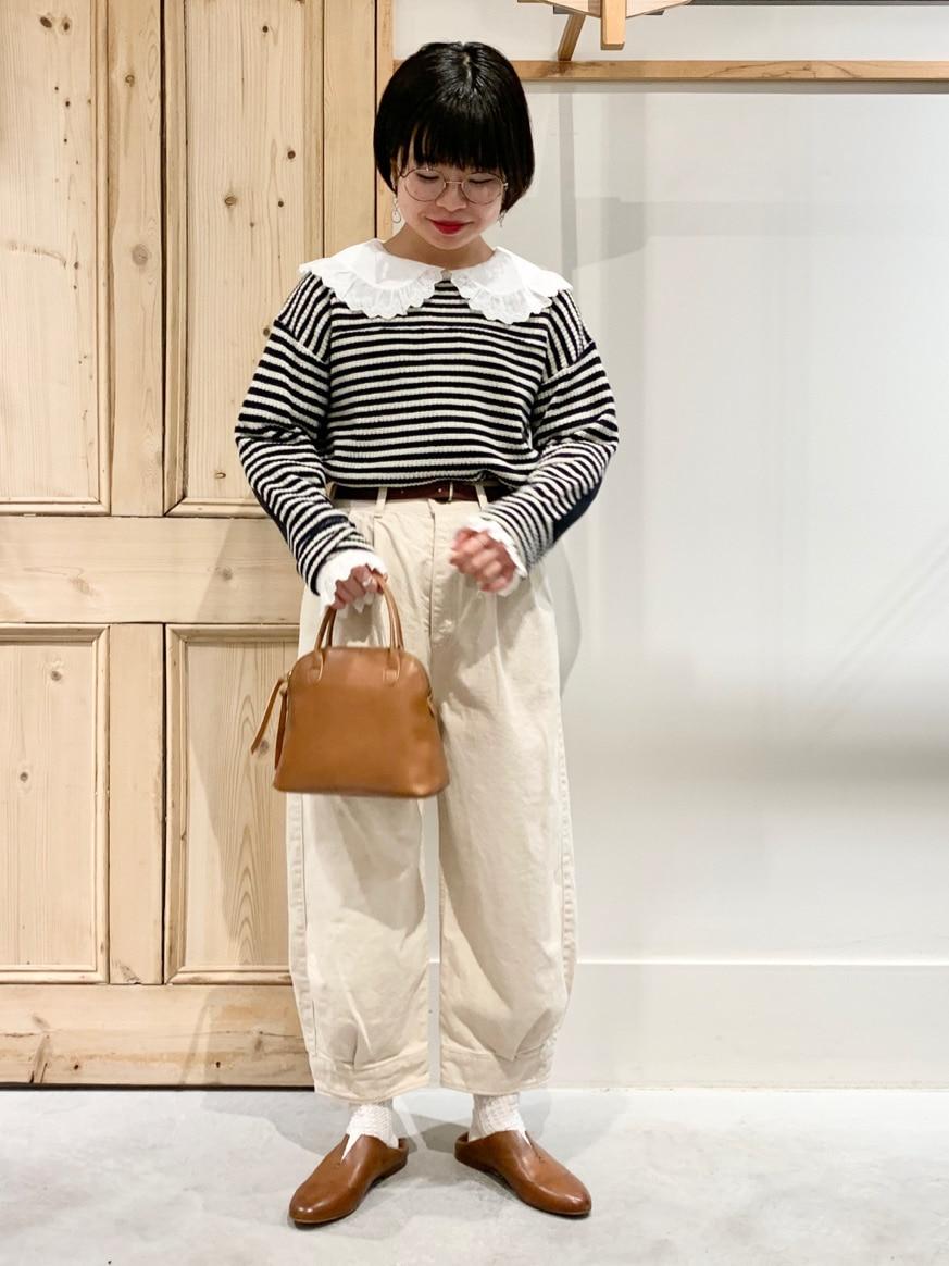 Malle chambre de charme 調布パルコ 身長:153cm 2020.10.31