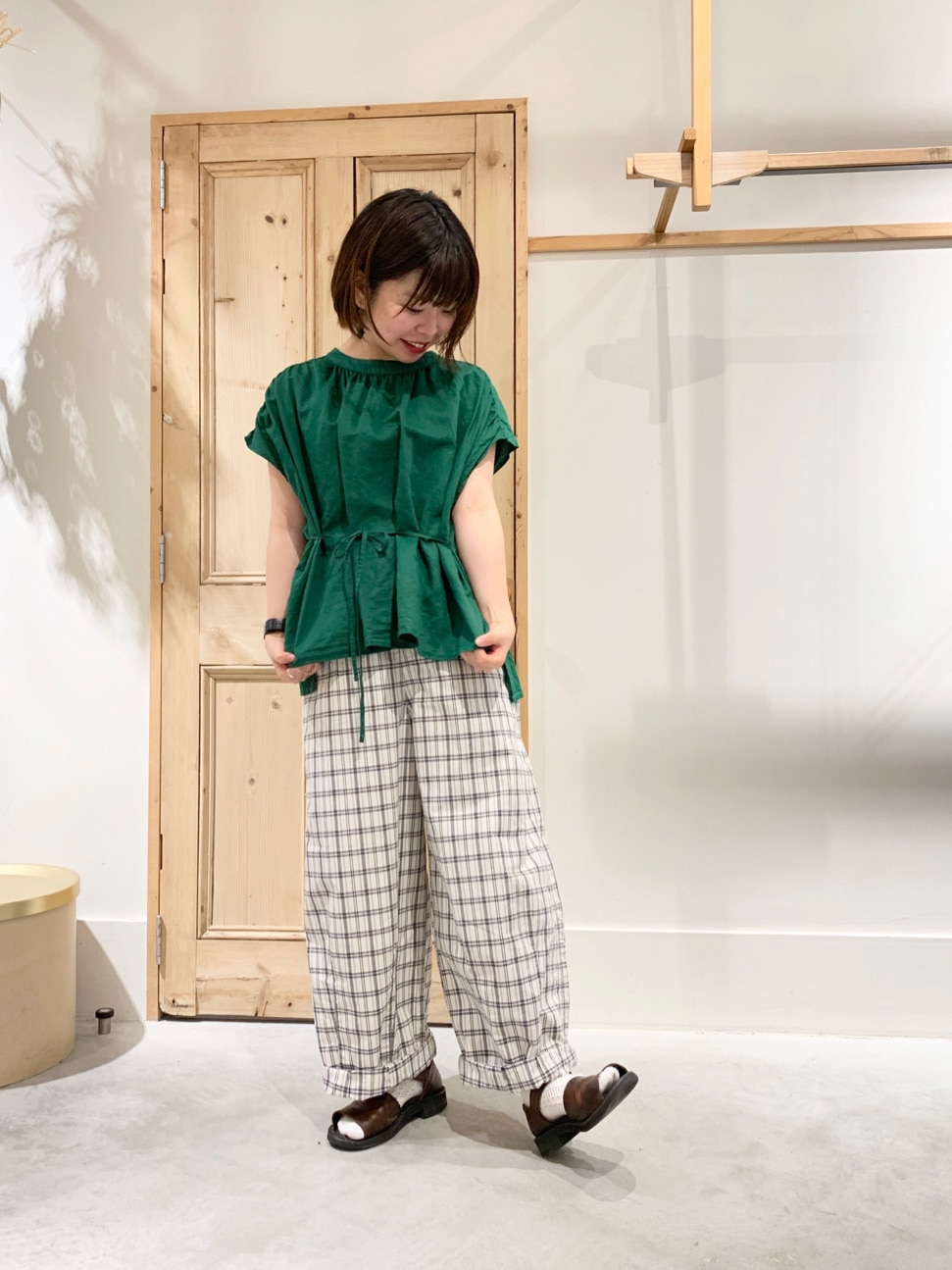 Malle chambre de charme 調布パルコ 身長:153cm 2020.08.15