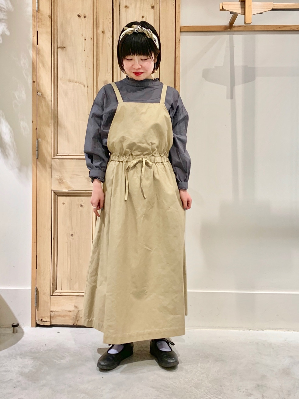 Malle chambre de charme 調布パルコ 身長:153cm 2021.01.28