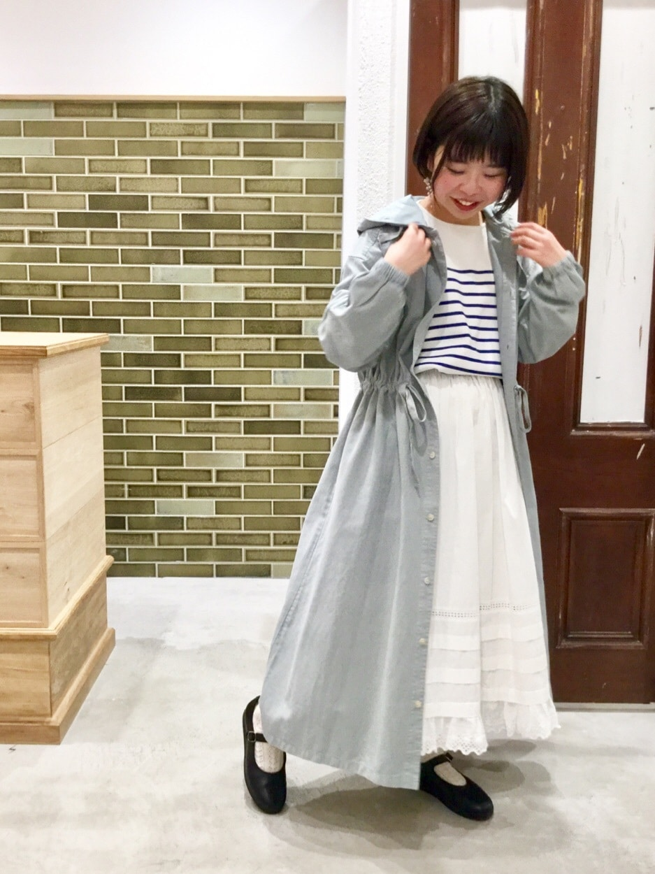 chambre de charme 横浜ジョイナス 身長:153cm 2020.02.27