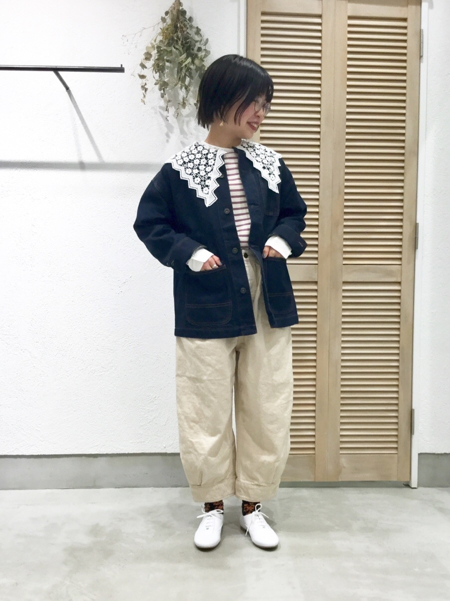 chambre de charme 横浜ジョイナス 身長:153cm 2020.01.21