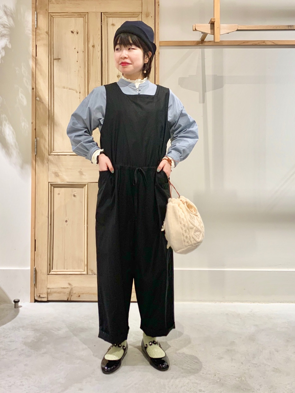 Malle chambre de charme 調布パルコ 身長:153cm 2021.01.18
