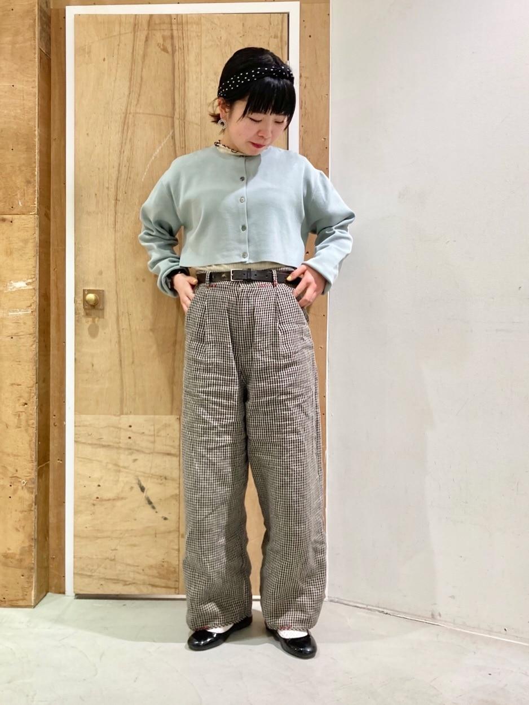 l'atelier du savon 新宿ミロード 身長:153cm 2021.04.23