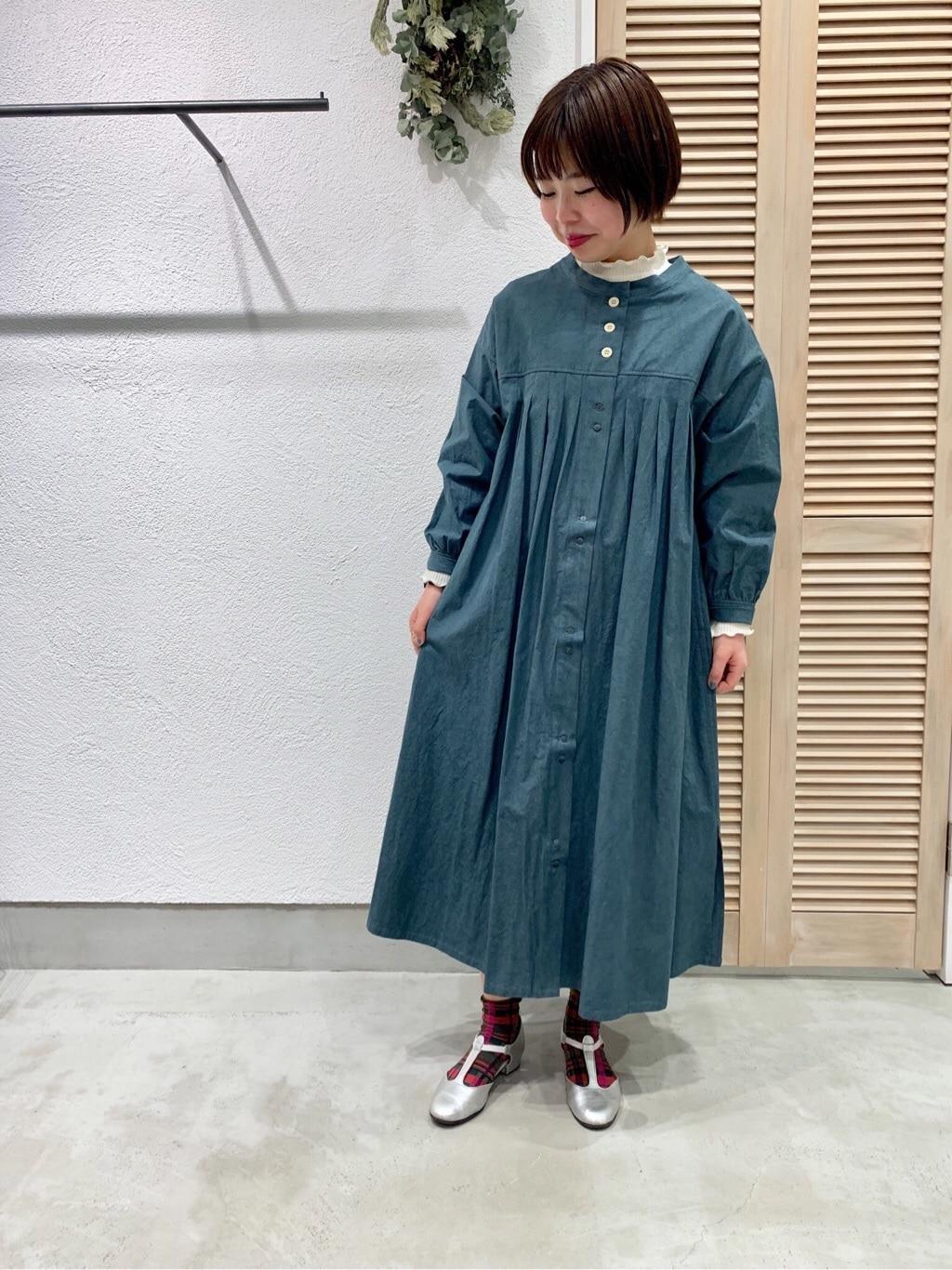 chambre de charme 横浜ジョイナス 身長:153cm 2020.02.21