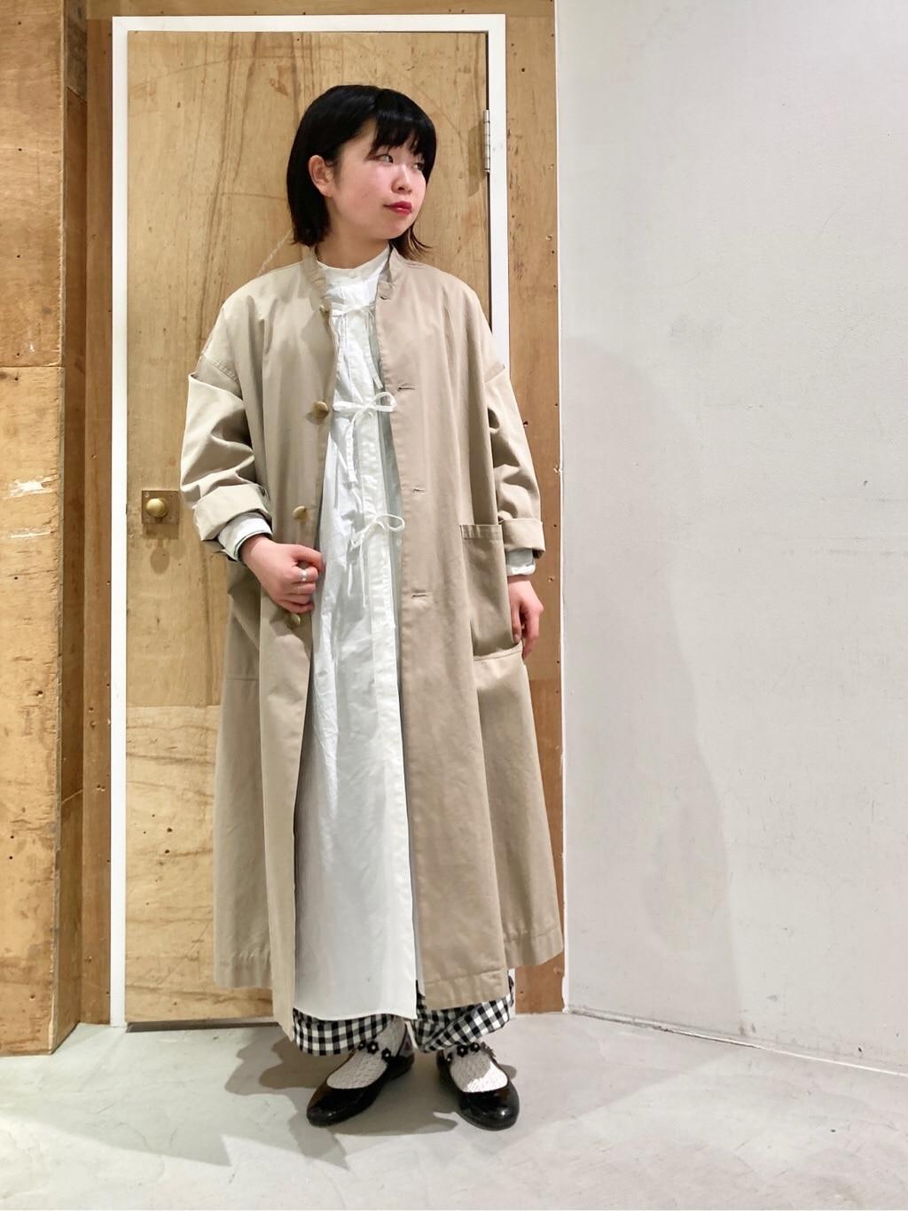 l'atelier du savon 新宿ミロード 身長:153cm 2021.03.26