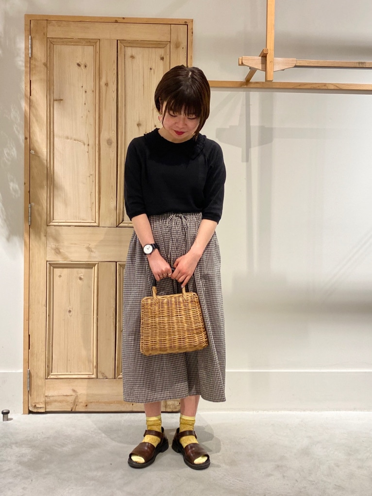 Malle chambre de charme 調布パルコ 身長:153cm 2020.06.12
