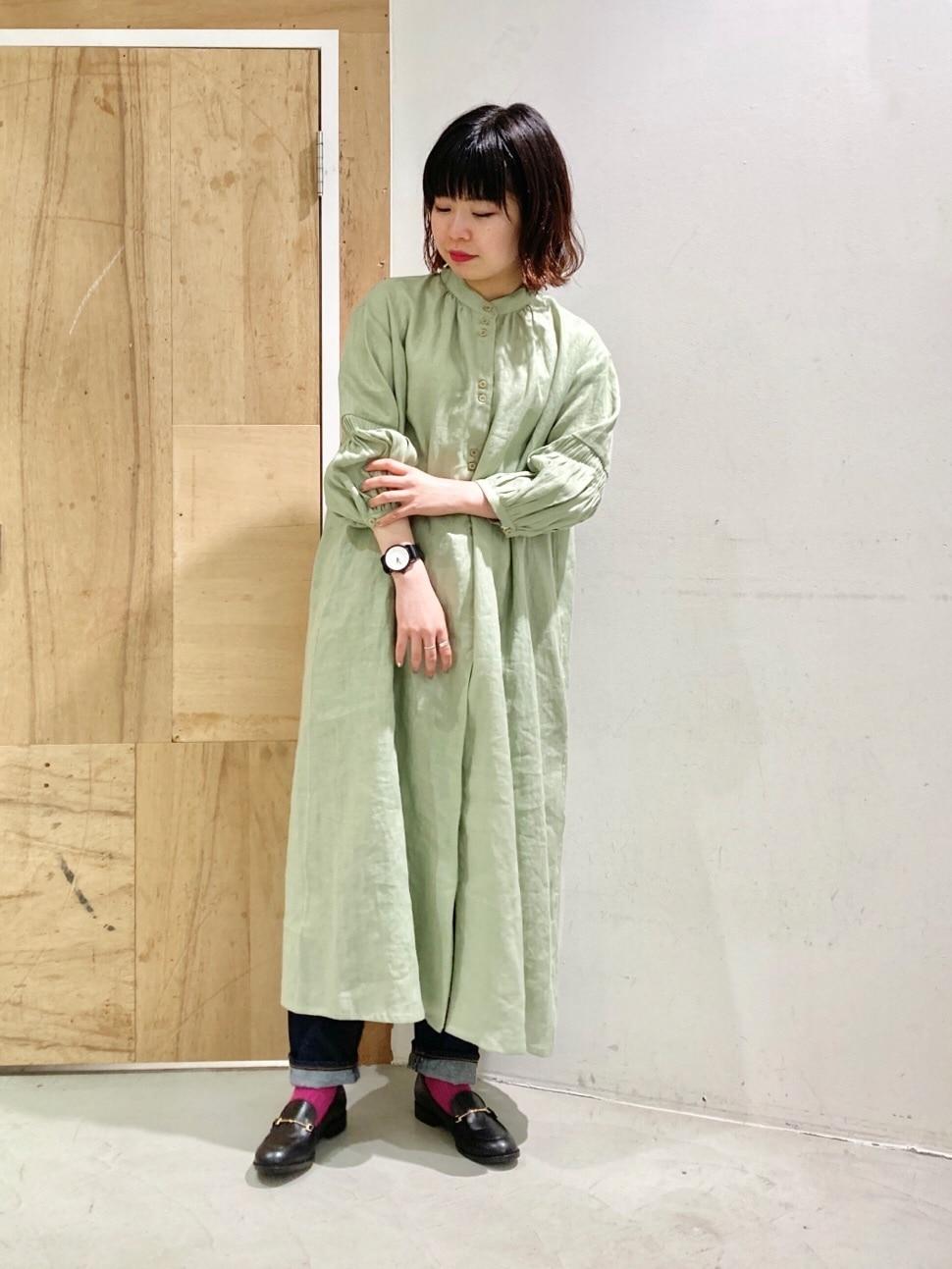 l'atelier du savon 新宿ミロード 身長:153cm 2021.05.27