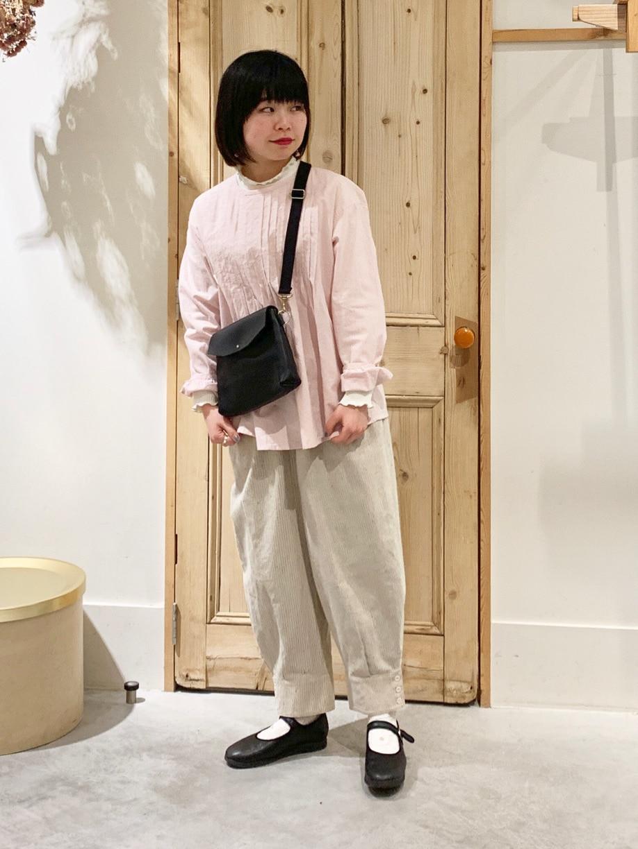 Malle chambre de charme 調布パルコ 身長:153cm 2021.02.18