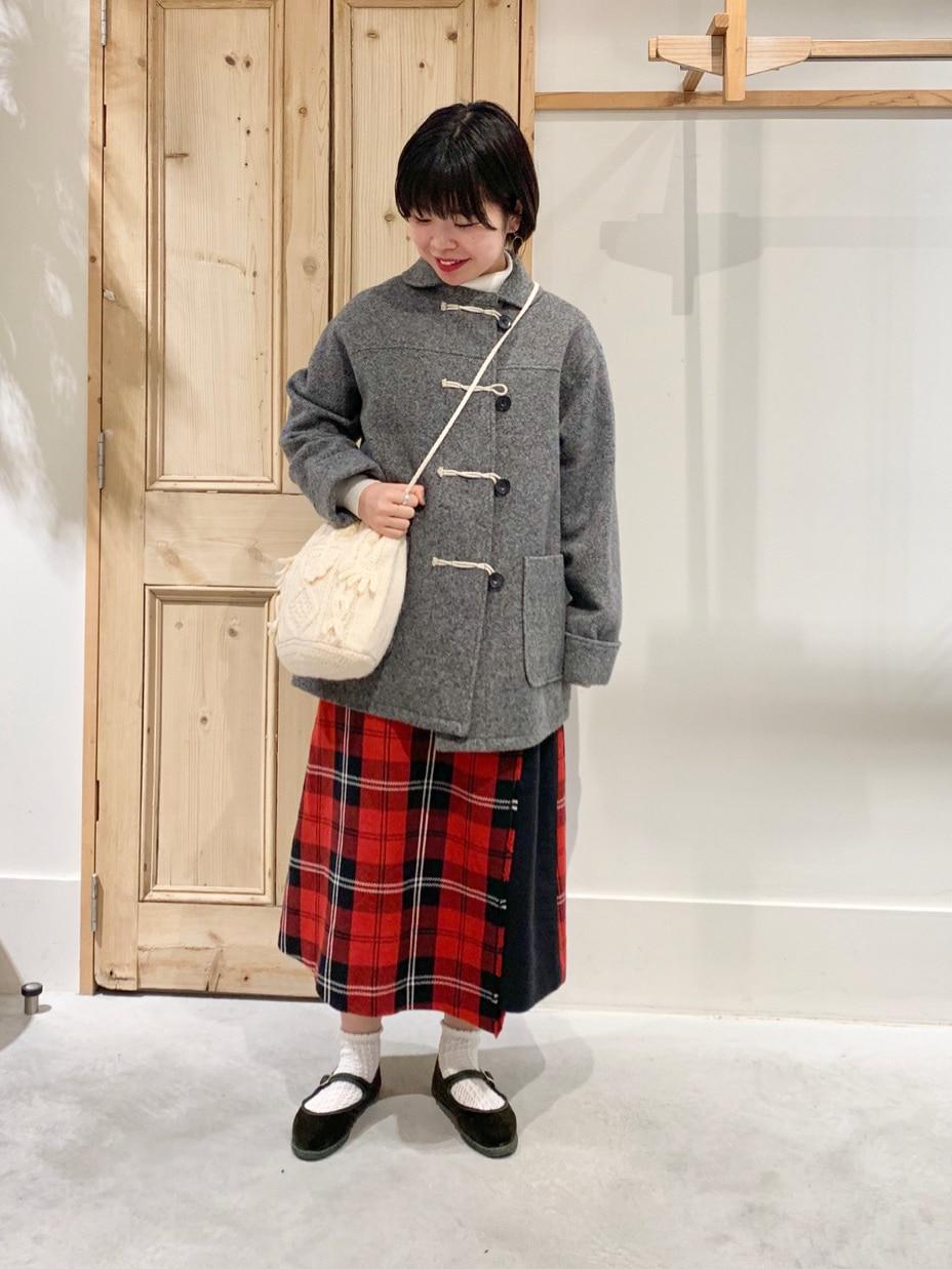 Malle chambre de charme 調布パルコ 身長:153cm 2020.11.25