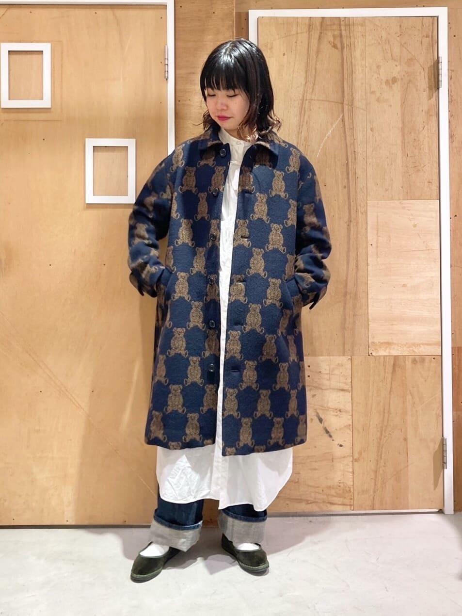 l'atelier du savon 新宿ミロード 身長:153cm 2021.10.24
