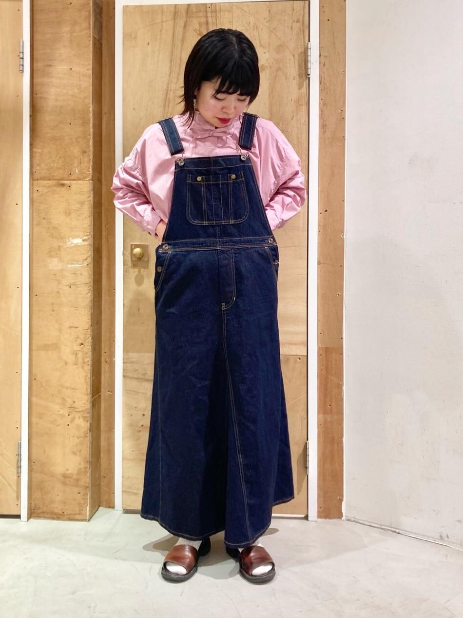 l'atelier du savon 新宿ミロード 身長:153cm 2021.03.25
