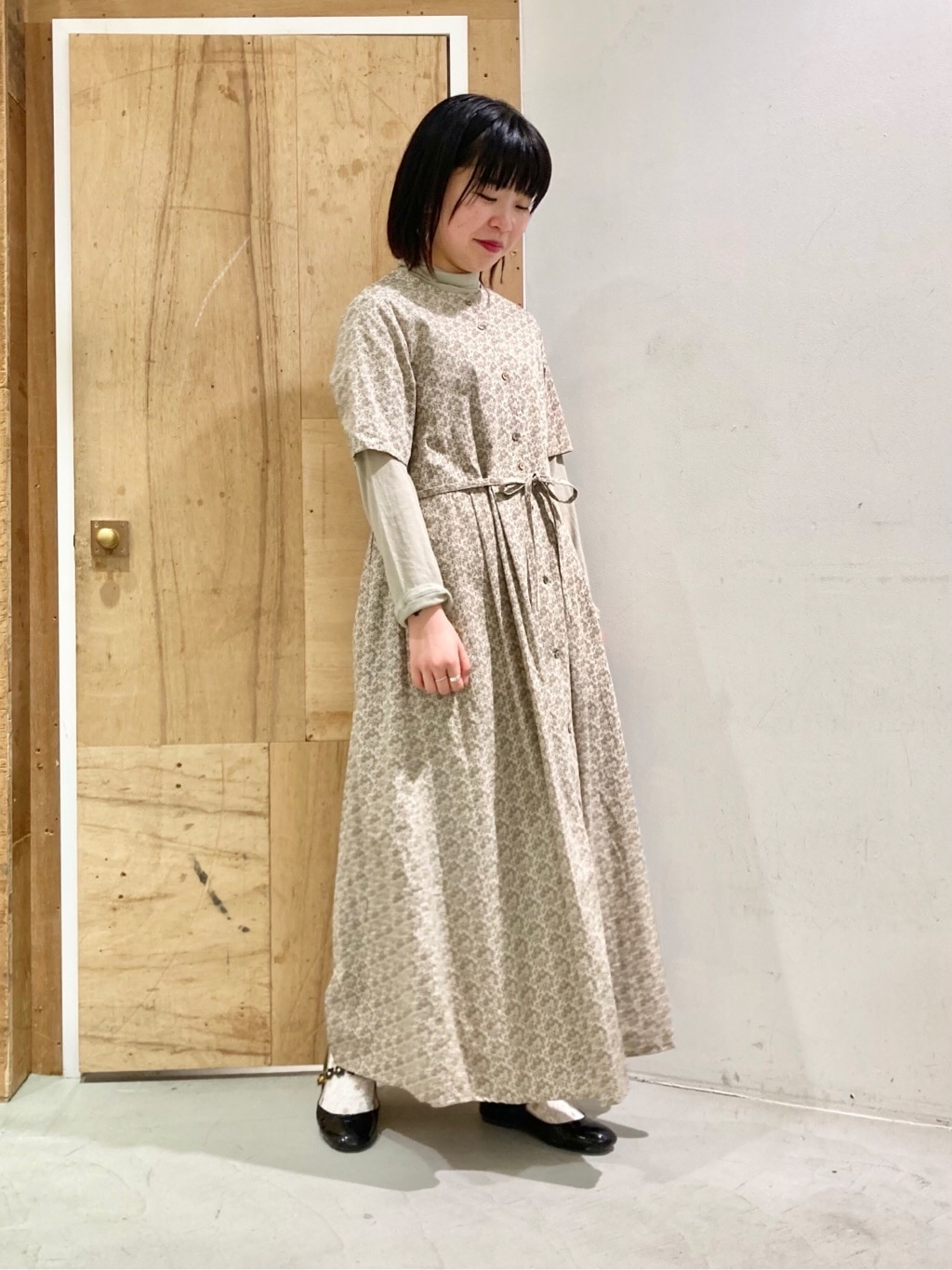 l'atelier du savon 新宿ミロード 身長:153cm 2021.04.16