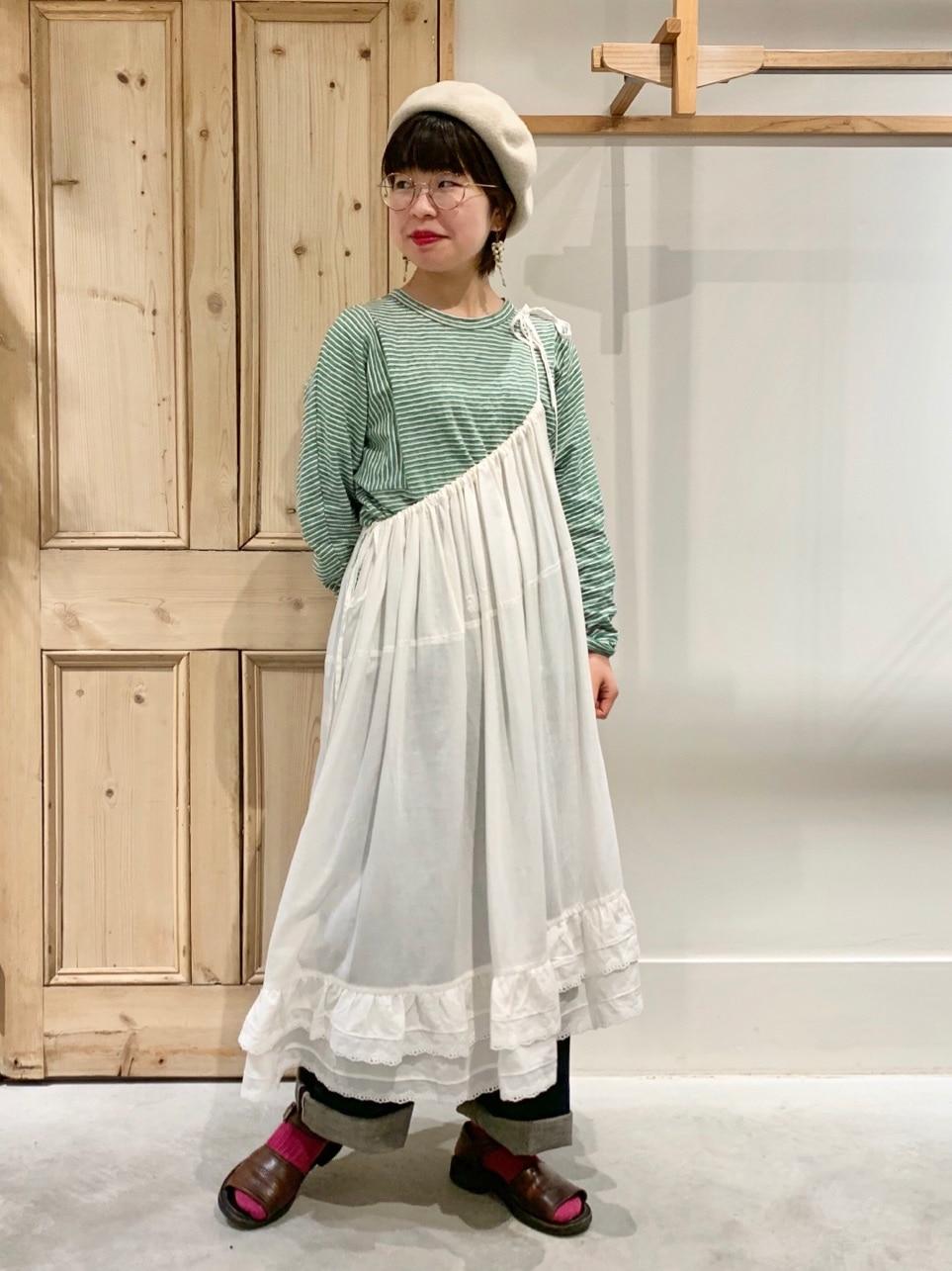 Malle chambre de charme 調布パルコ 身長:153cm 2020.10.12