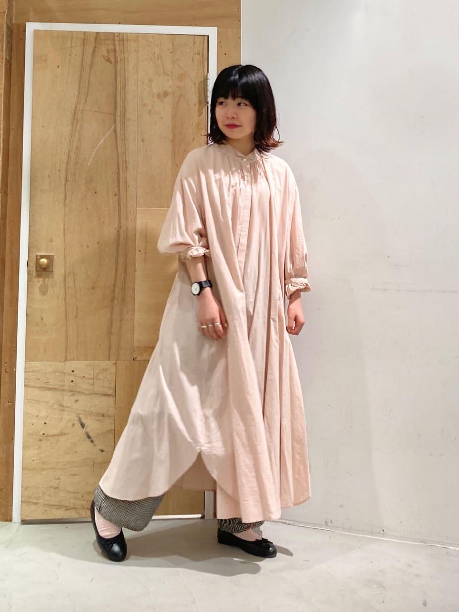 l'atelier du savon 新宿ミロード 身長:153cm 2021.07.16