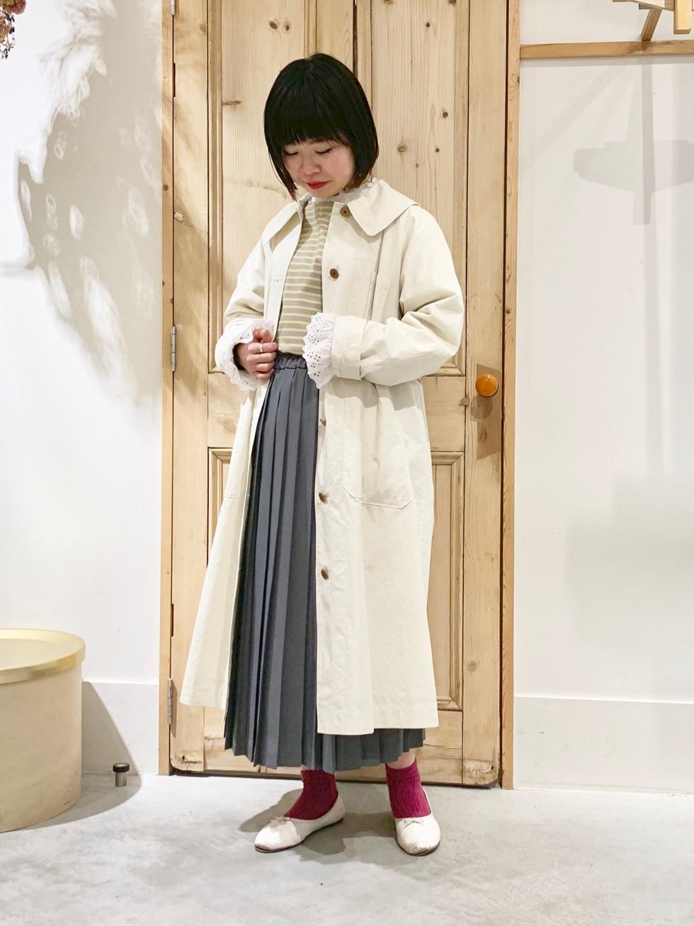 Malle chambre de charme 調布パルコ 身長:153cm 2021.02.12
