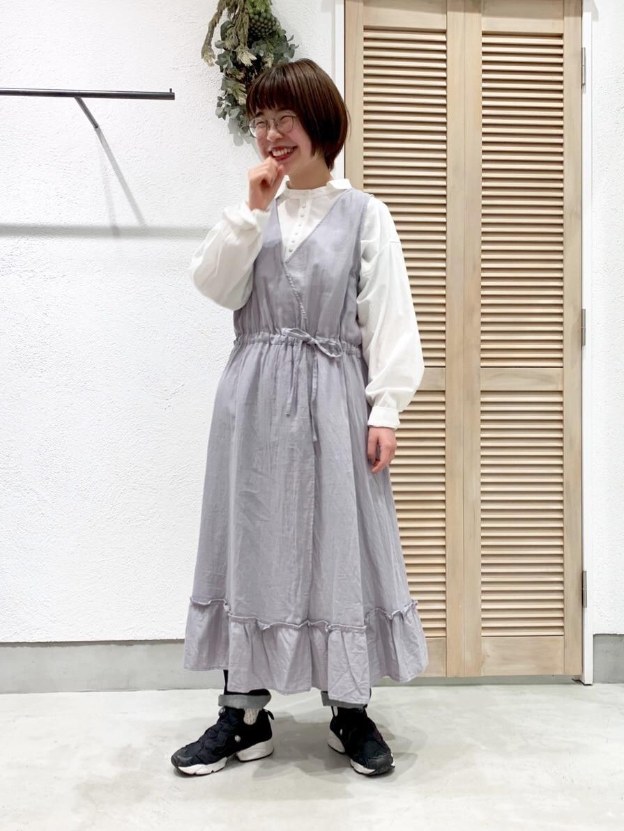 chambre de charme 横浜ジョイナス 身長:153cm 2020.03.16