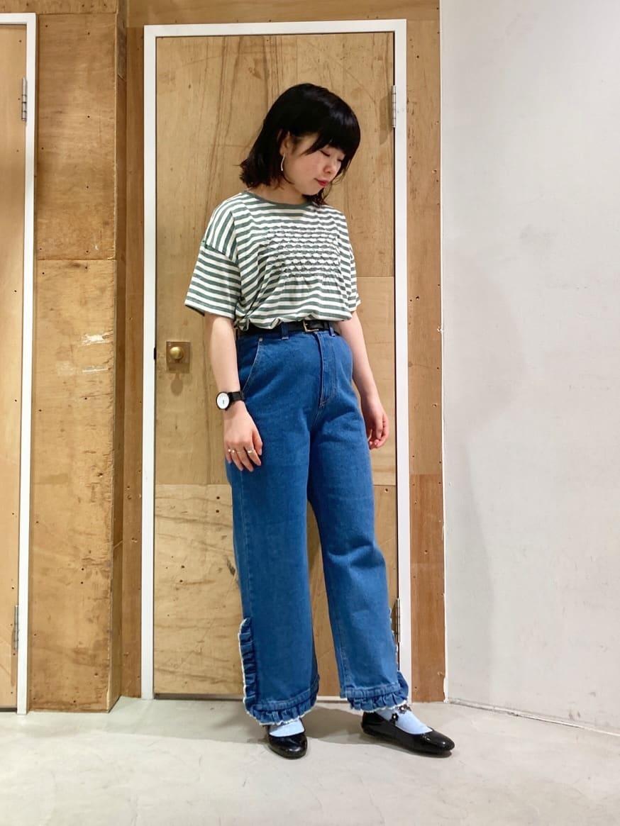 l'atelier du savon 新宿ミロード 身長:153cm 2021.06.23