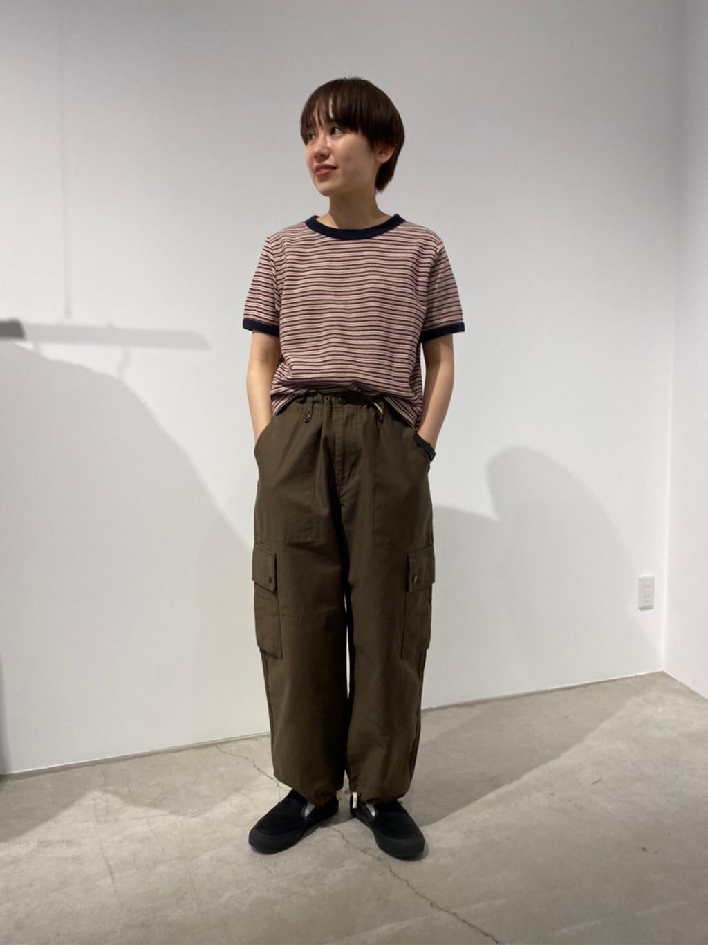 PAR ICI KLASSISK 名古屋パルコ 身長:156cm 2020.05.01