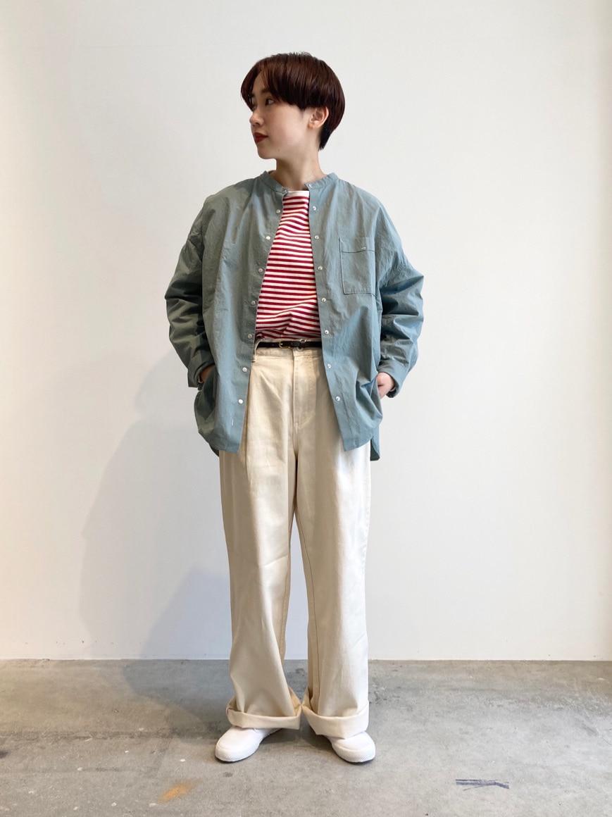 - PAR ICI FLAT AMB 名古屋栄路面 身長:156cm 2021.01.11