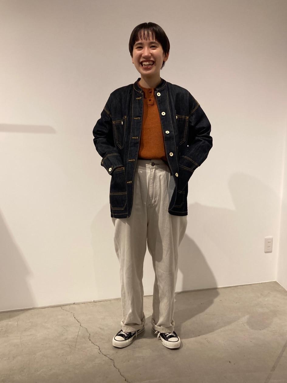 - PAR ICI FLAT AMB 名古屋栄路面 身長:156cm 2020.09.28