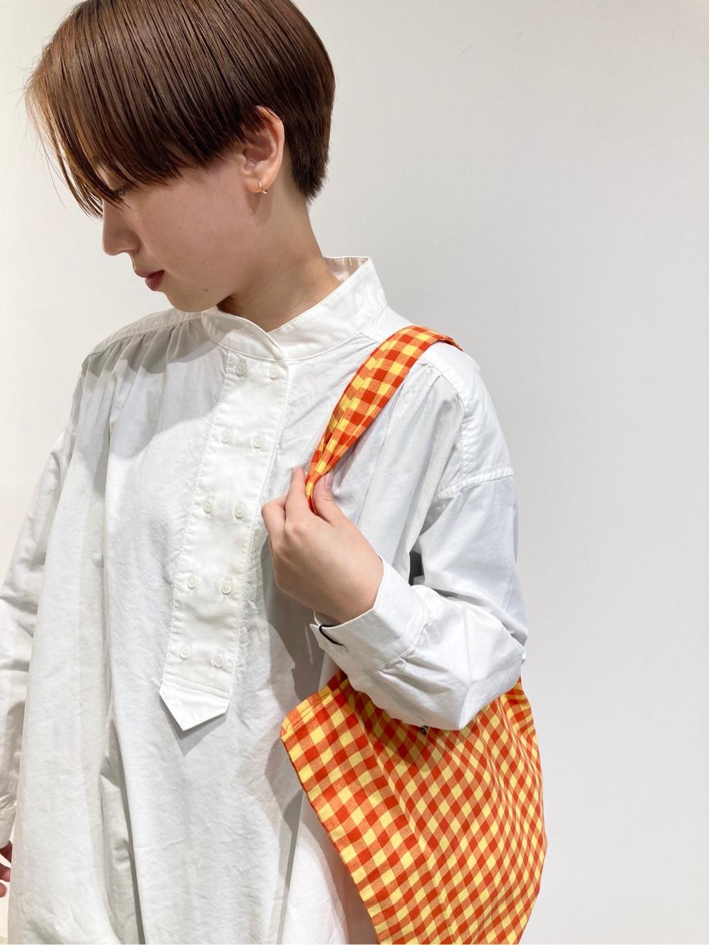 - PAR ICI FLAT AMB 名古屋栄路面 身長:156cm 2021.02.16