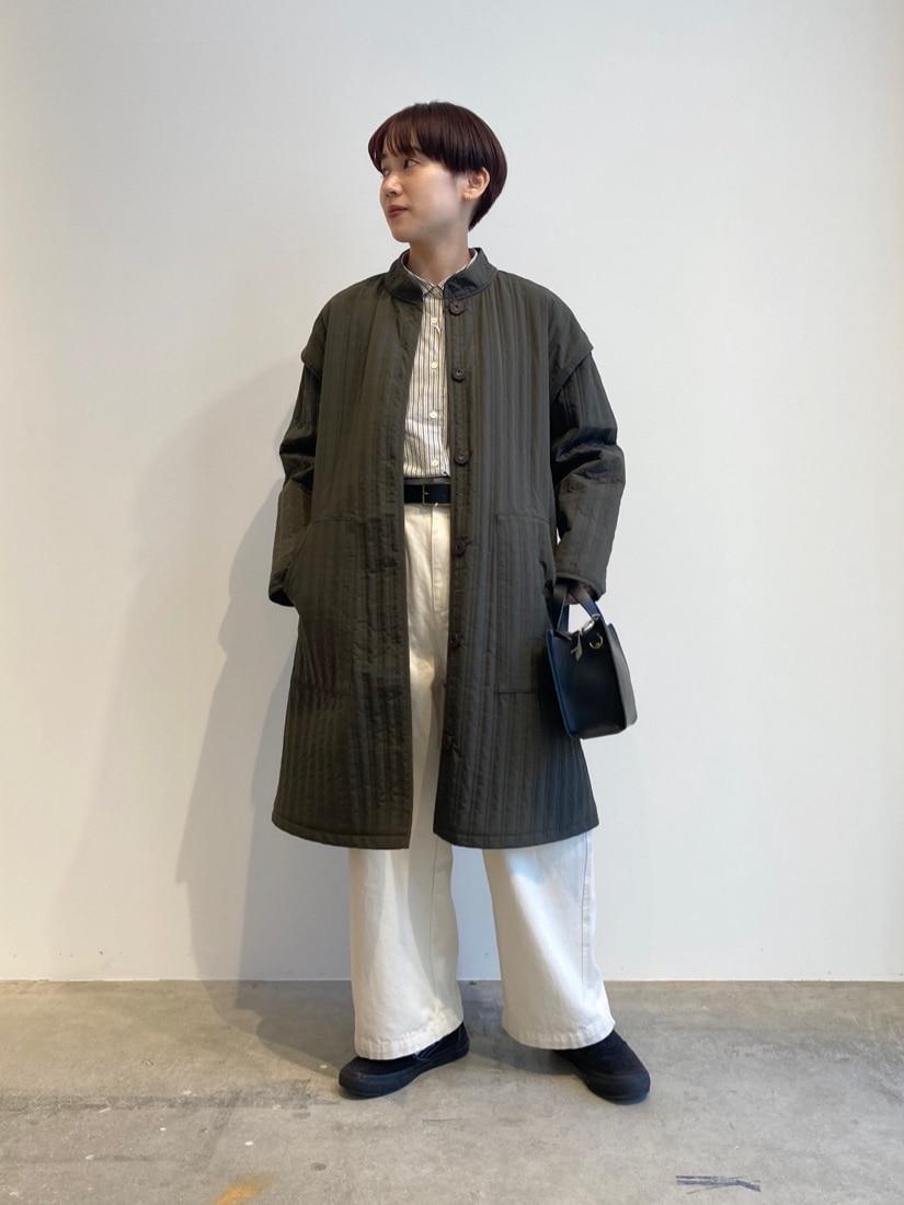 - PAR ICI FLAT AMB 名古屋栄路面 身長:156cm 2020.11.27
