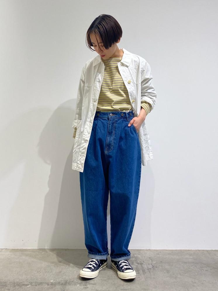 - PAR ICI FLAT AMB 名古屋栄路面 身長:156cm 2021.04.09