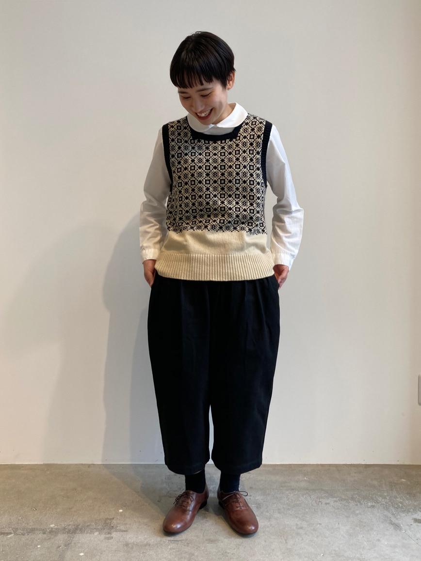 - PAR ICI FLAT AMB 名古屋栄路面 身長:156cm 2020.09.10