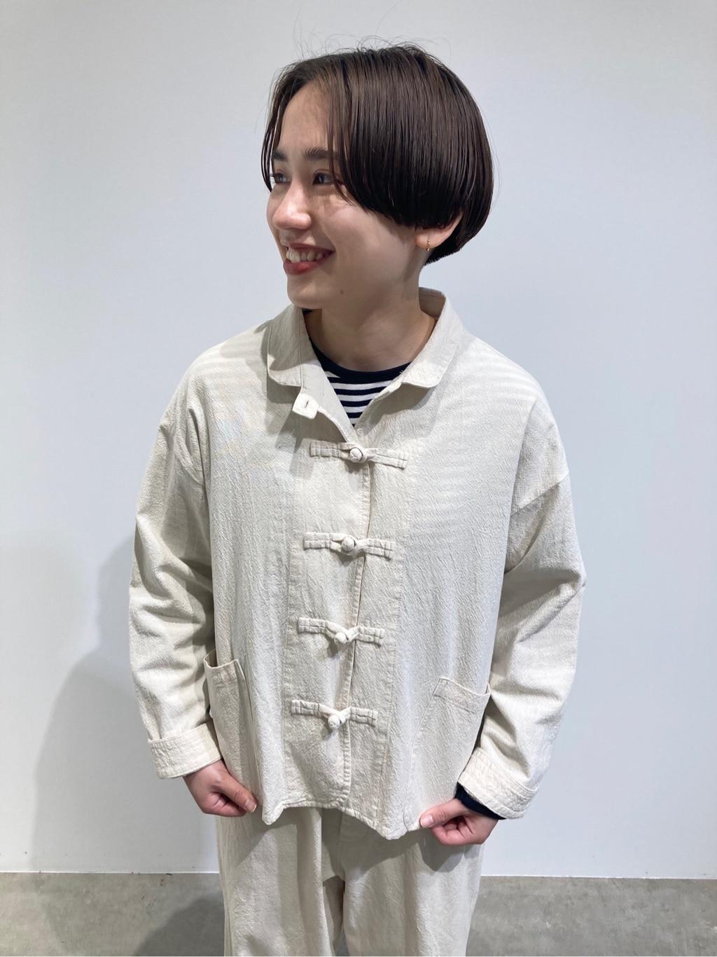 - PAR ICI FLAT AMB 名古屋栄路面 身長:156cm 2021.03.31