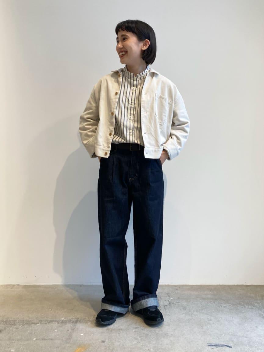 - PAR ICI FLAT AMB 名古屋栄路面 身長:156cm 2021.09.03
