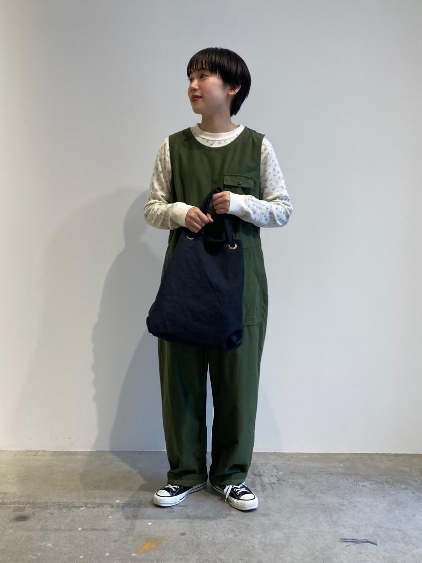 - PAR ICI FLAT AMB 名古屋栄路面 身長:156cm 2020.10.26