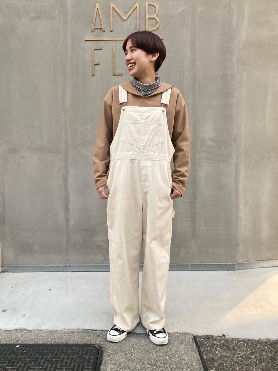 - PAR ICI FLAT AMB 名古屋栄路面 身長:156cm 2020.12.10